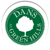 Restaurant Reading PA | Dans at Green Hills Logo