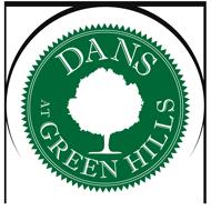 Restaurant Reading PA | Dans at Green Hills Logo